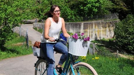 """Am 1. Mai startet der Wettbewerb """"Stadtradeln"""" des Bündnisses für Klima in Friedberg. Es gilt, möglichst viele Kilometer und Höhenmeter auf dem Fahrrad zu sammeln."""