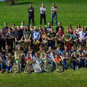 Wenn sie in ihre Instrumente blasen, geht die Post ab: Die Bayerische Brass Band Akademie zieht mit ihrem Verein von Ingolstadt offiziell ins Wittelsbacher Land.