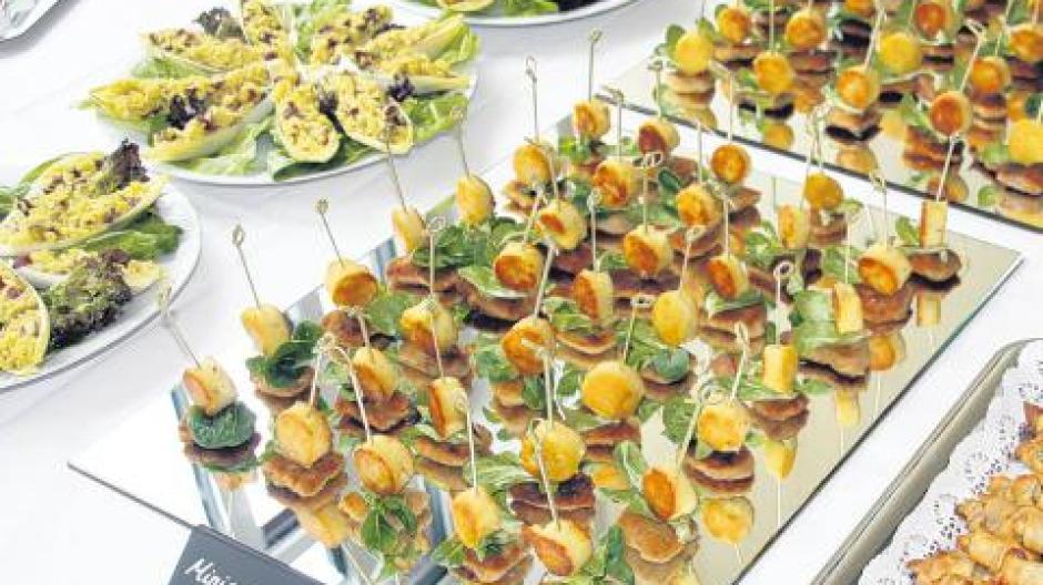 Essen Buffet Ideen Zum Nachmachen Nachrichten Friedberg