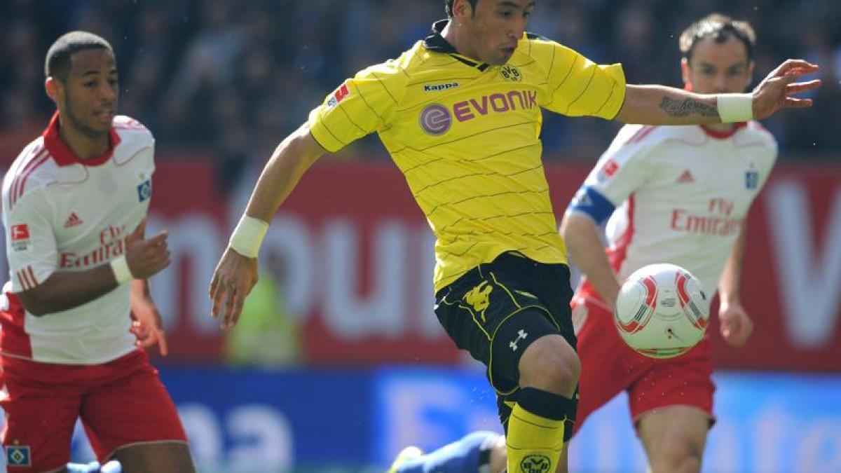 Dortmund Hamburg Fußball
