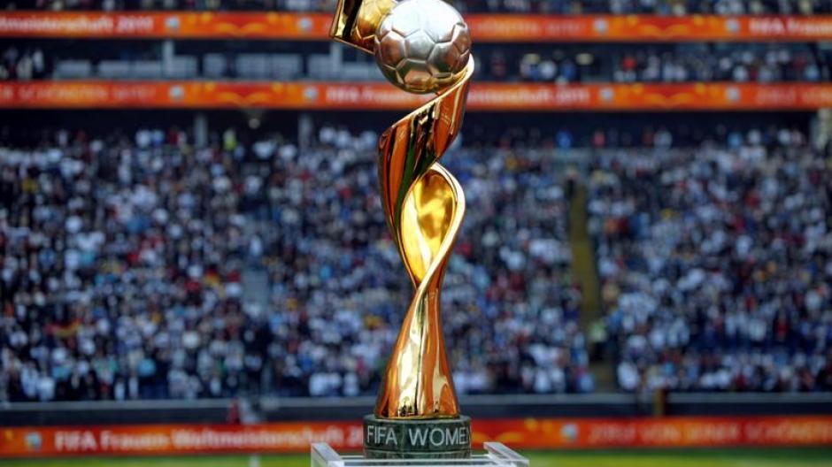 Fussball Wm Pokal Grosser Als Bei Den Mannern Fussball