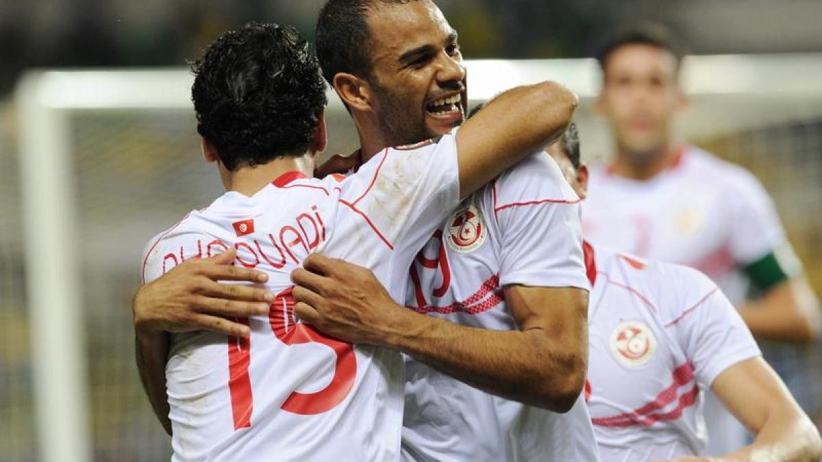 Nationalmannschaft Tunesien