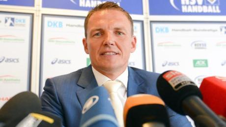 Frank Rost ist Sohn ehemaliger Handball-Nationalspieler.