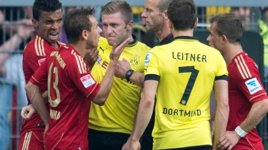Borussia Dortmund Vs Bayern München Dortmund Bayern Live Stream