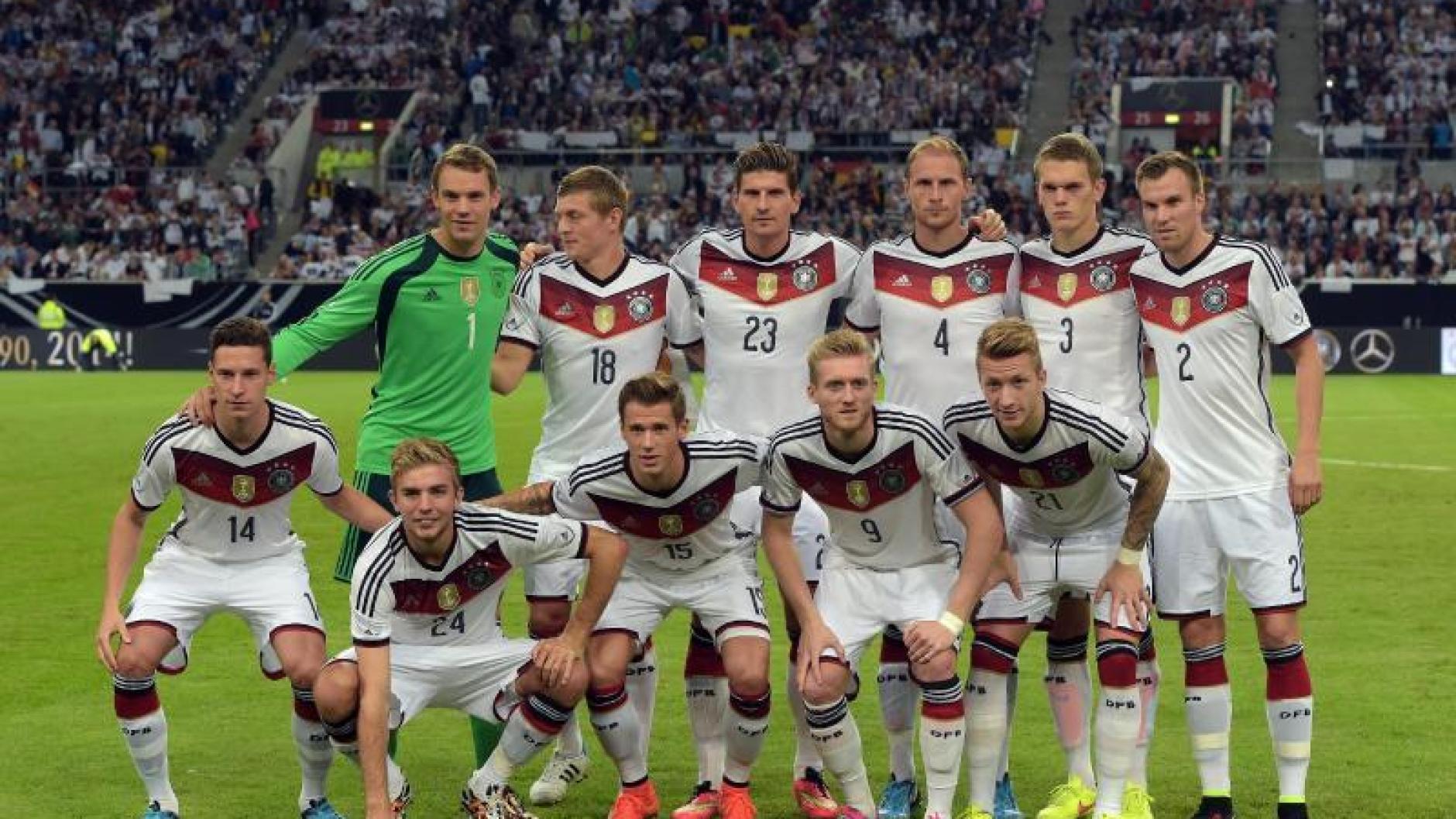 Wann Spielt Deutschland Gegen Schottland