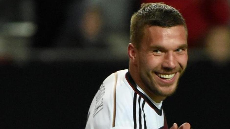 Lukas Podolski Poldi Feiert Seinen 30 Geburtstag Und Hat Vor