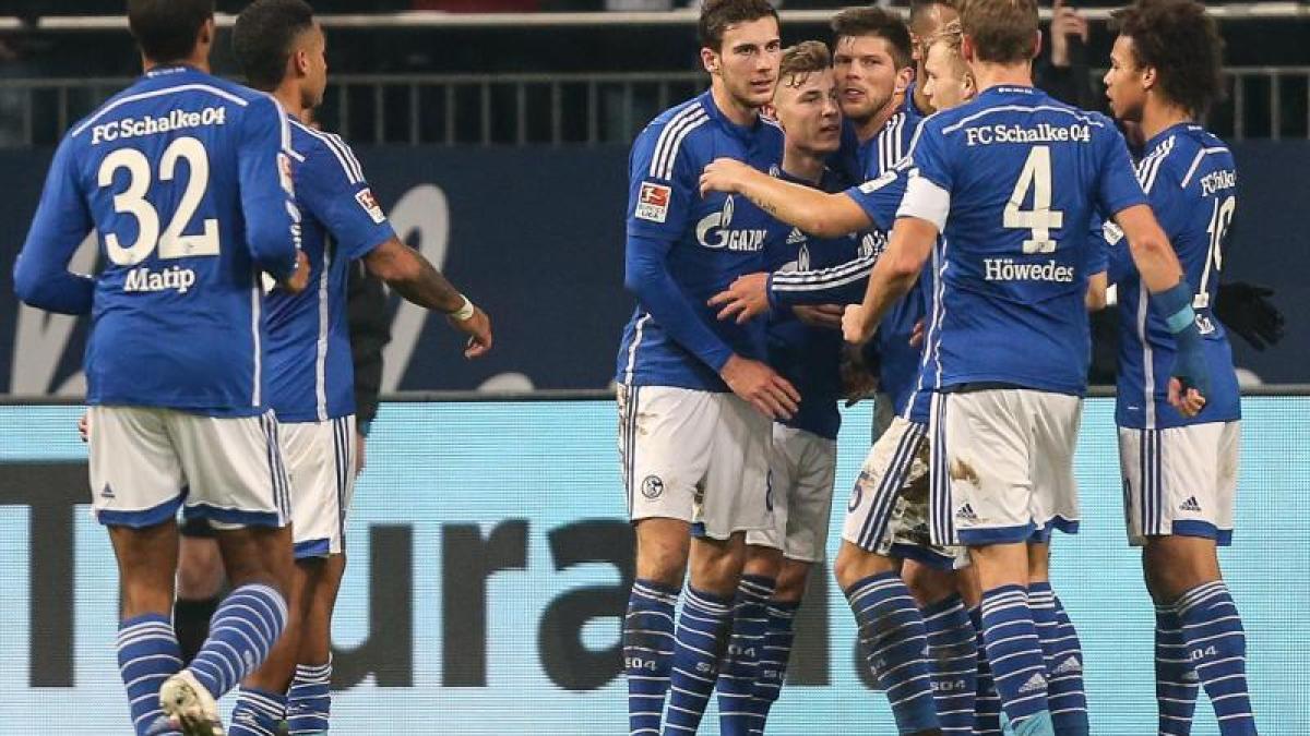 fußball schalke stoppt formkrise 31 gegen hannover