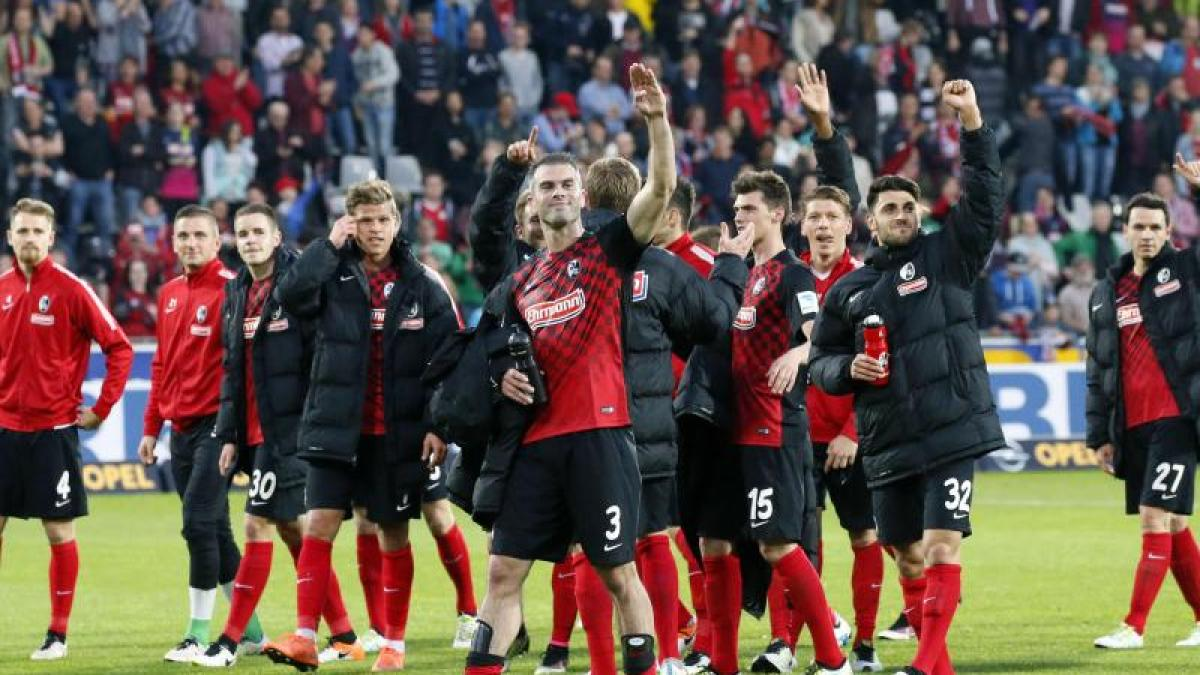 Fußball Freiburg