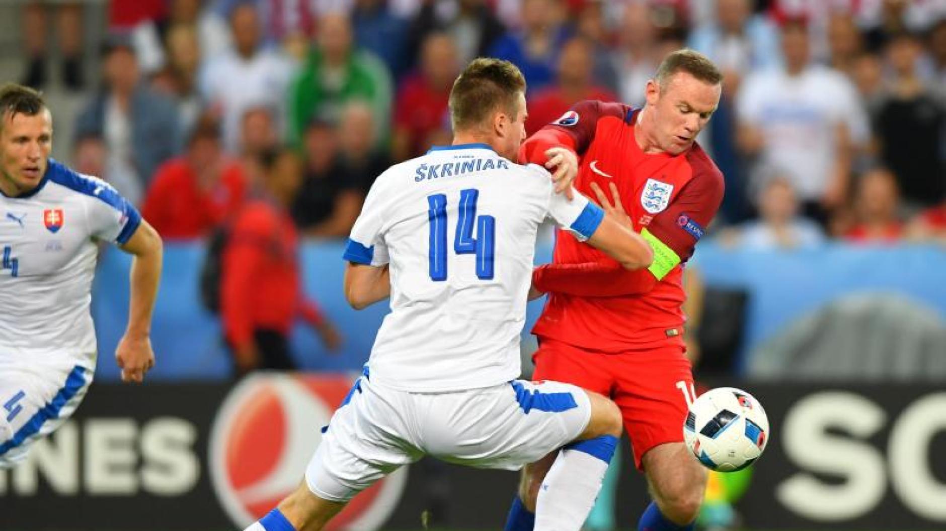 Slowakei Gegen England