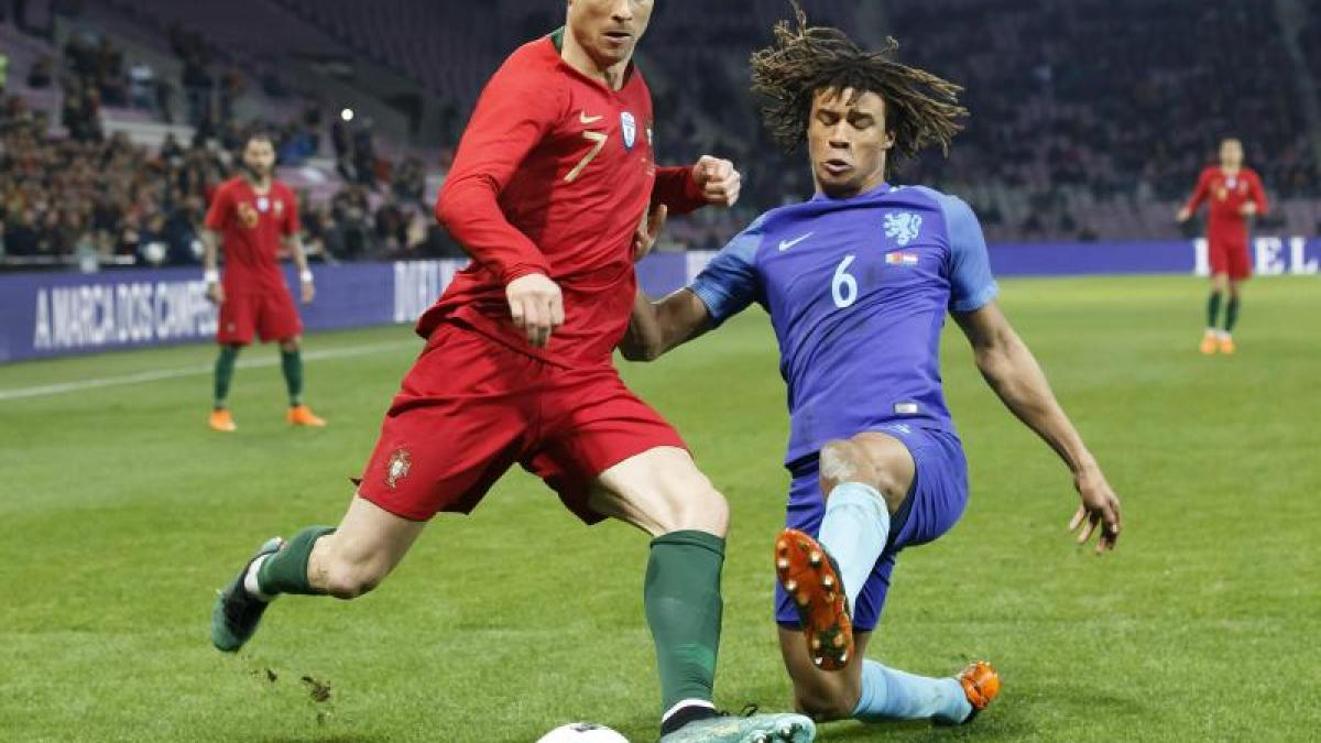 Portugal Gegen Holland
