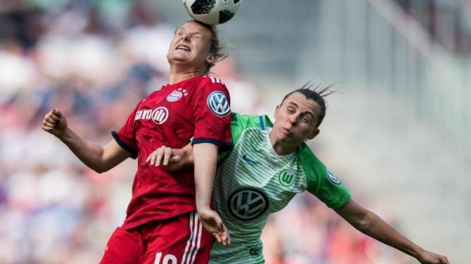Bundesliga Koln Und Jena Abgestiegen Fc Bayern Zweiter
