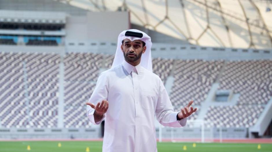 Fussball Weltmeisterschaft 2022 Weltturnier Im Wustenstaat