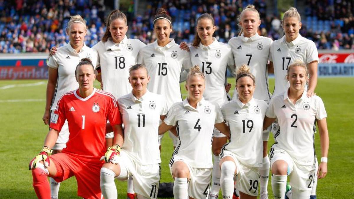 Weltmeisterschaft Der Frauen