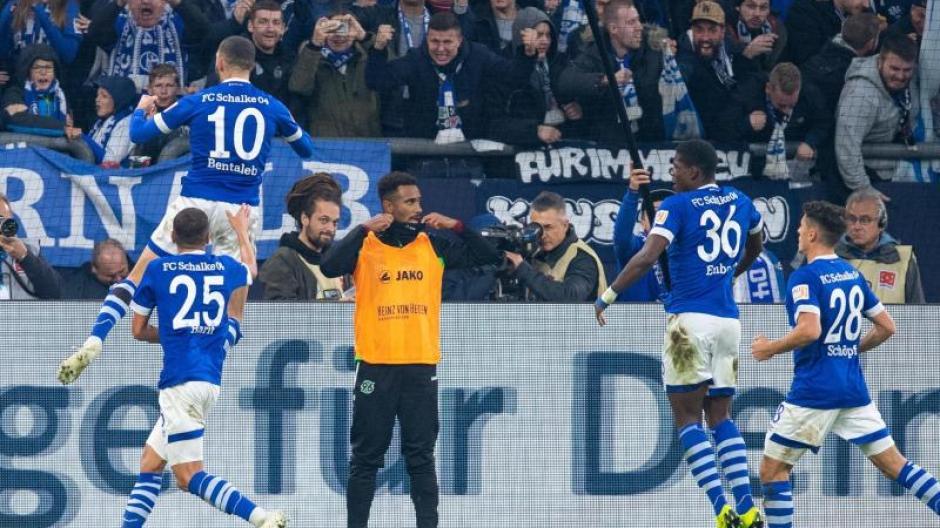 Schalke Porto Stream