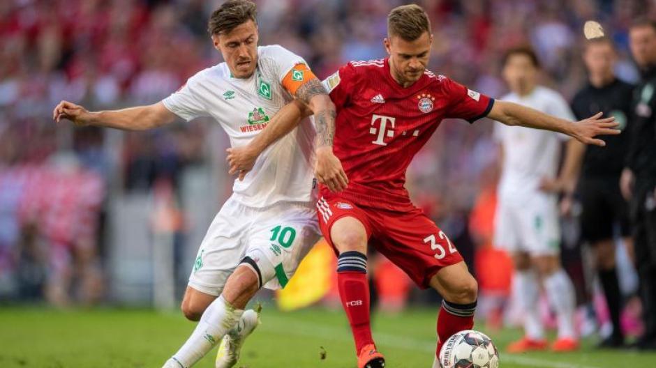 Werder Bremen Fc Bayern Im Dfb Pokal Live In Tv Und Stream