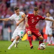 Der legendäre Nord-Süd-Klassiker packt Werder Bremen und Bayern München emotional so stark wie schon lange nicht mehr. Foto:Lino Mirgeler/dpa