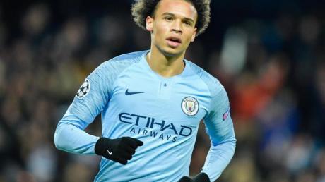 Der FCBayern würde Leroy Sané gerne verpflichten.