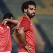 Star des Afrika-Cups: Ägyptens Mohamed. Foto: Sameh Abo Hassan