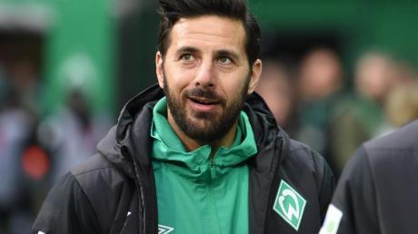 Beendet im Sommer 2020 seine Karriere als Fußball-Profi: Claudio Pizarro. Foto: Carmen Jaspersen