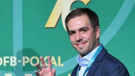 Freund der sozialen Netzwerke: Philipp Lahm.