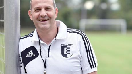 Einer der ersten westdeutschen Spieler, die nach dem Mauerfall im Osten spielten: Sergio Allievi.