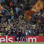 Der Clásico zwischen dem FC Barcelona und Real Madrid wird wohl verschoben. Foto: Joan Monfort/AP/dpa
