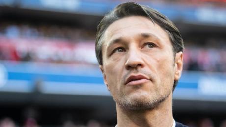 Muss weiter auf Javi Martinez verzichten: Bayern-Coach Niko Kovac. Foto: Sven Hoppe/dpa