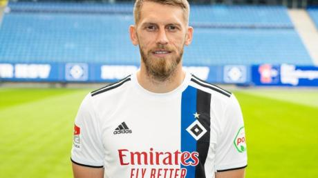 Aaron Hunt wird dem Hamburger SV fehlen. Foto: Daniel Reinhardt/dpa