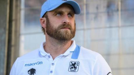 Tritt als Trainer bei 1860 München zurück: Daniel Bierofka.