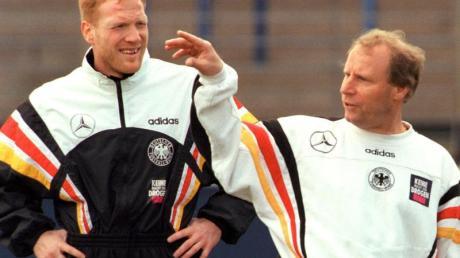 Spielte als erster DDR-Spieler für das DFB-Team: Matthias Sammer.