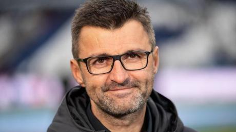 Wird Trainer bei 1860 München: Michael Köllner. Foto: Swen Pförtner/dpa