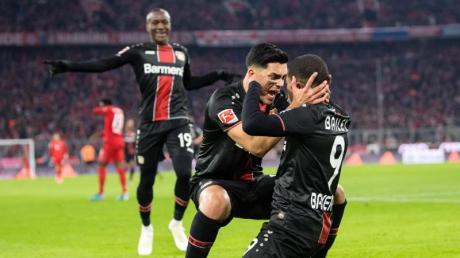 Bundesliga heute live im TV und Stream: Beim Fußball am Samstag, 14.12.19, spielt Bayer Leverkusen gegen Köln.
