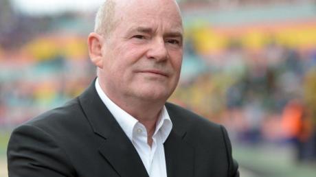 Manager des 1. FFCFrankfurt: Siegfried Dietrich.