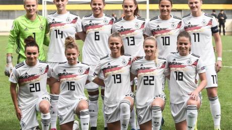 Die deutschen Fußball-Frauen sind Zweiter in der Weltrangliste.