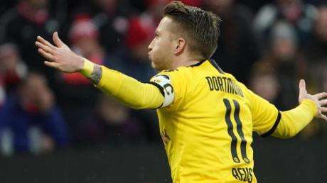 Kündigte RB Leipzig einen heißen Fight an: BVB-Kapitän Marco Reus.