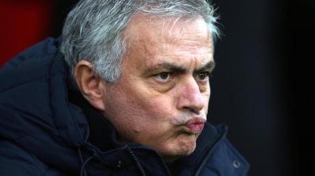 Tottenhams Trainer José Mourinho ist seinem Ruf als «the special one» wieder einmal gerecht geworden.