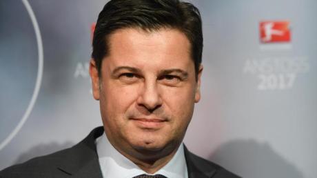 Ist für mehr Bundesligaspiele im Free-TV: DFL-Geschäftsführer Christian Seifert.