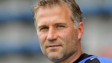 Hat seinen Vertrag in Duisburg verlängert: Trainer Thomas Gerstner.