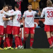 Der 1. FC Köln spielt beim Fußball am Samstag, 22.2.2020, gegen Hertha BSC. Hier gibt es die Infos zur Übertragung live im TV und Stream.