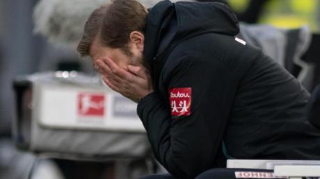 Werder-Trainer Florian Kohfeldt muss sich Gedanken über sein Personal machen.