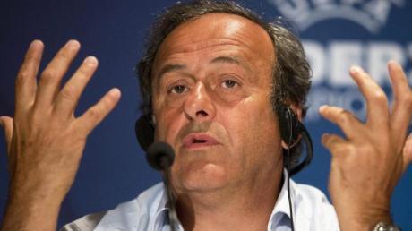 Kehrt auf die Fußball-Bühne zurück: Michel Platini.