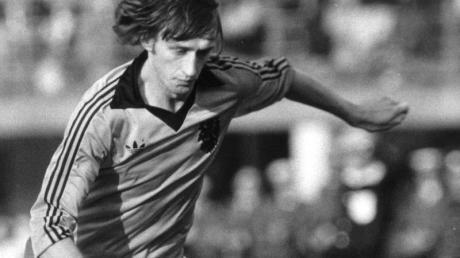 Rob Rensenbrink erzielte 1978 den 1000. Treffer der WM-Geschichte.
