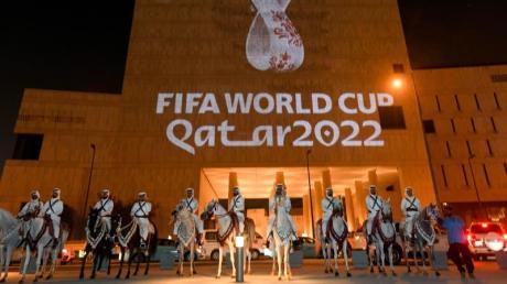 In 1000 Tagen wird die WM in Katar angepfiffen.