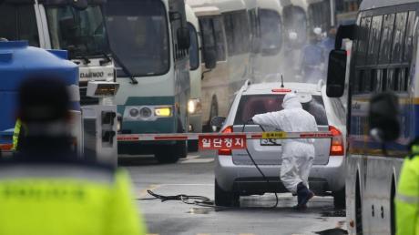 Südkoreas Regierung hat die höchste Warnstufe für Infektionskrankheiten ausgerufen.