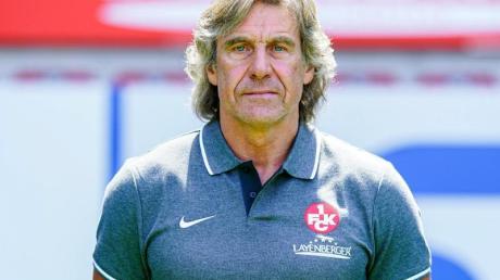 Gerry Ehrmann ist seit 1996 Torwarttrainer in Kaiserslautern und absoluter Publikumsliebling.