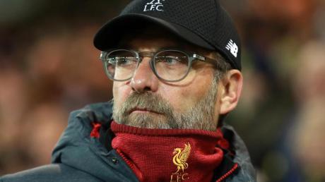 Steht mit dem FC Liverpool vor einer schweren Aufgabe: Jürgen Klopp.