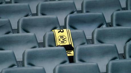 Beim Dortmunder Gastspiel in Paris werden keine Zuschauer im Stadion sein.