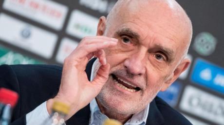 Martin Kind ist der Mehrheitsgesellschafter des Zweitligisten Hannover 96.