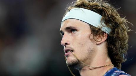 Beteiligt sich auch an #WeKickCorona: Tennis-AssAlexander Zverev.