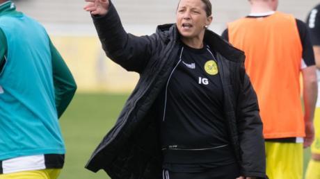 Fordert mehr Beachtung des Frauen-Fußballs: Ex-Nationalspielerin Inka Grings.